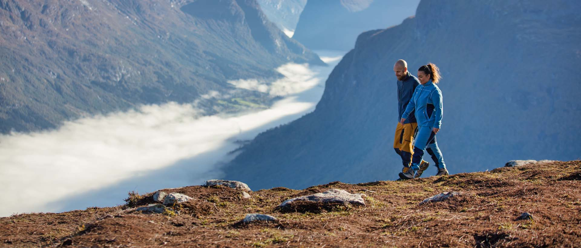 Skogstad Lønahorgi Turbukse Heather Rose | Fjellsport.no